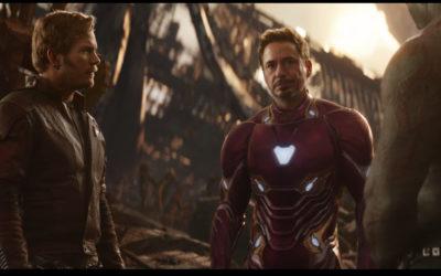 """Avengers: Infinity War"" Beats Superhero First-Day Advance Ticket Sales Record"