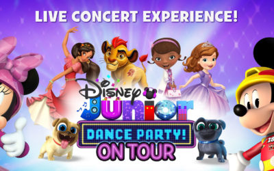 Disney Junior Live Shows to Include Sponsored Potty Breaks