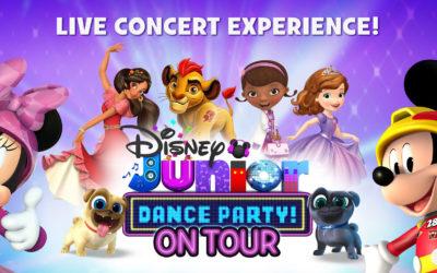 Disney Junior Live Shows to Include Sponsored Potty Breaks
