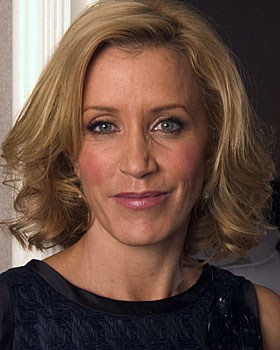 Which ABC show did not star Felicity Huffman?