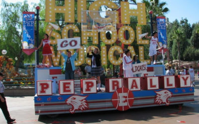 Disney Extinct Attractions: High School Musical and Disney Channel Rocks!