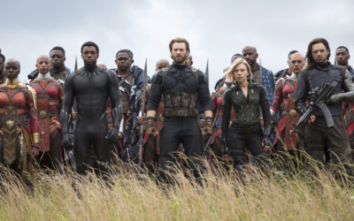 "New ""Avengers: Infinity War"" Trailer Debuting Tomorrow"