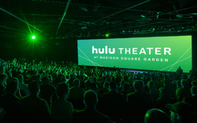 Hulu Grabs Naming Rights for Theater at Madison Square Garden