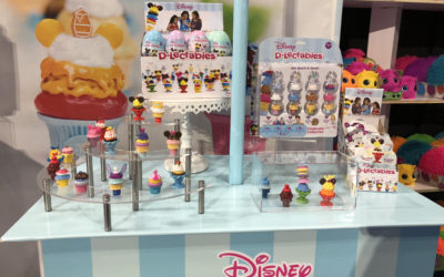 Toy Fair 2018: Imperial Toys (Disney D-Lectables, Marvel MyFoamies, Bubbles)