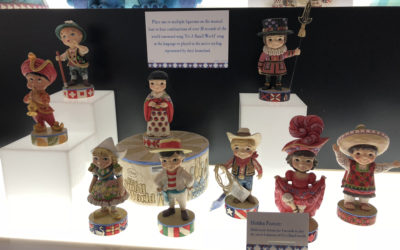 Toy Fair 2018: Enesco (Jim Shore, Britto, Disney Showcase)