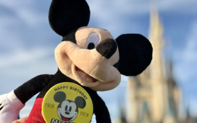 D23 Gold Member Gift For Mickey's 90th Birthday