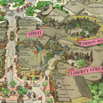 Disney Extinct Attractions: Liberty Street and Edison Square