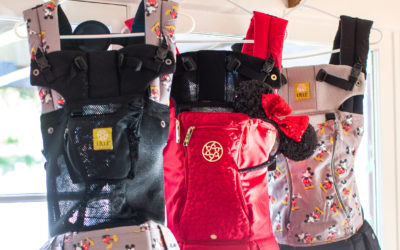 LILLEbaby Debuts Mickey Mouse Inspired Baby Carriers on shopDisney