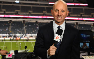 Sean McDonough Departing Monday Night Football; Returning to College Football