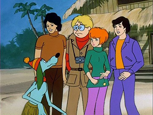 Name this Hanna-Barbera show:
