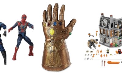 "Infinitely Awesome ""Avengers"" Items You'll Need Before April 27th"