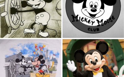 Mickey's 90th Birthday Celebration Starts Today — A Look at Some of the Mouse's Milestones