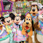 Hong Kong Disneyland Announces Carnivale of Stars Celebration