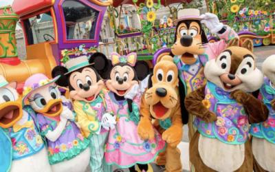 Hong Kong Disneyland Announces Carnivale of Stars Celebration