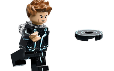 "LEGO Announces ""Tron: Legacy"" Set"