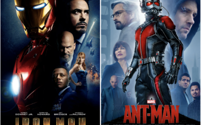 Mouse Madness 5: Round 2  — Iron Man vs. Ant-Man