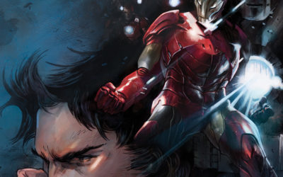 Marvel Announces Tony Stark: Iron Man #1