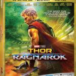 "4K Ultra HD/Blu-Ray Review – ""Thor: Ragnarok"""