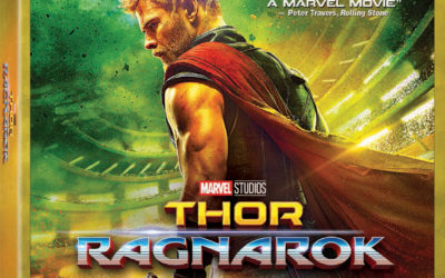 "4K Ultra HD/Blu-Ray Review - ""Thor: Ragnarok"""