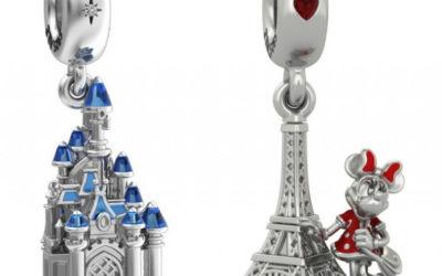 Disneyland Paris Announces PANDORA Partnership and New Location