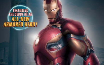 "Comic Review: ""Iron Man: Hong Kong Heroes #1"""