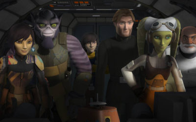 My Journey with Star Wars Rebels