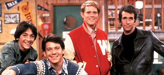Which show was not a spinoff of Happy Days?