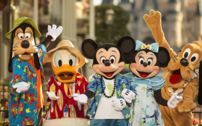 "Walt Disney World Offers ""Incredible Summer"" Deals Available Through Mouse Fan Travel"