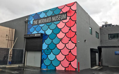 Mermaid Museum Pop-Ups to Promote Freeform's Siren