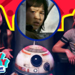 "Oh My Disney Watches ""The Last Jedi"" With Breakout Star Kelly Marie Tran"