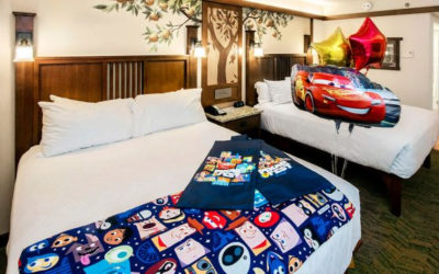 Pixar-Themed Hotel Packages Available for Disneyland Resort Guests