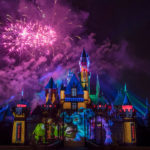 "Disneyland Shares Another Sneak Peek of ""Together Forever – A Pixar Nighttime Spectacular"" Fireworks"