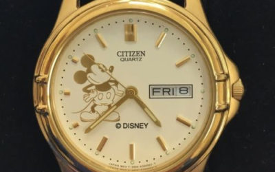 Citizen Becomes Official Timepiece of Disneyland, Disney World, and Marvel New Media