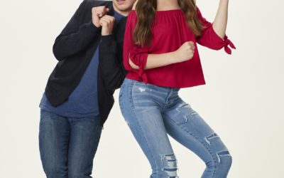 "Disney Channel's Live-Action ""Kim Possible"" Casts Sadie Stanley and Sean Giambrone"