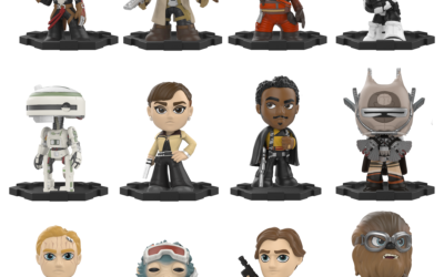 """Solo: A Star Wars Story"" Merchandise That's Out of This World"