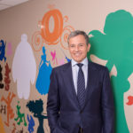 Disney CEO Bob Iger Dedicates Disney Murals at Blank Children's Hospital