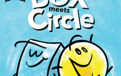 "Book Review: ""Box Meets Circle"" by Aaron Hartline (Pixar Animation Studios Artist Showcase)"