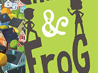 "Book Review: ""Charlie and Frog"" by Karen Kane"