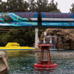 "Disneyland Monorails Receive ""Incredibles"" and ""Finding Nemo"" Overlays"