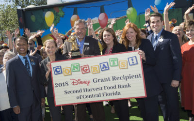 Disney to Invest $34 Million in Central Florida Community, Donates $500,000 to Local Non-Profits