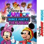Music Review: Disney Junior Music Dance Party! The Album