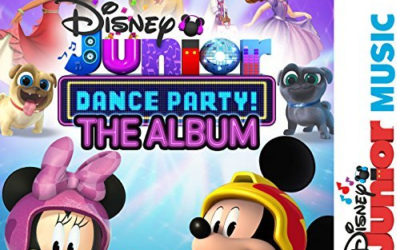 Music Review: Disney Junior Music Dance Party! The Album