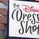 The Disney Dress Shop in Downtown Disney Now Open