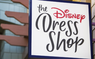 The Disney Dress Shop in Downtown Disney Now Open