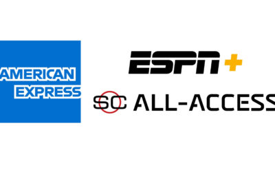 American Express Named ESPN+ Launch Sponsor, Extended Free Trial Announced