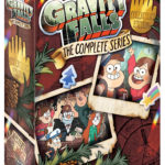 Blu-Ray Review – Gravity Falls: The Complete Series Collector's Edition