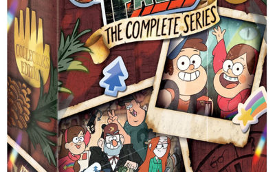 Gravity Falls Complete Series Blu-Ray Review