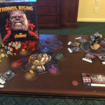 Board Game Review: Thanos Rising (Avengers: Infinity War)