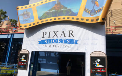 Pixar Shorts Film Festival Opens at Disney California Adventure