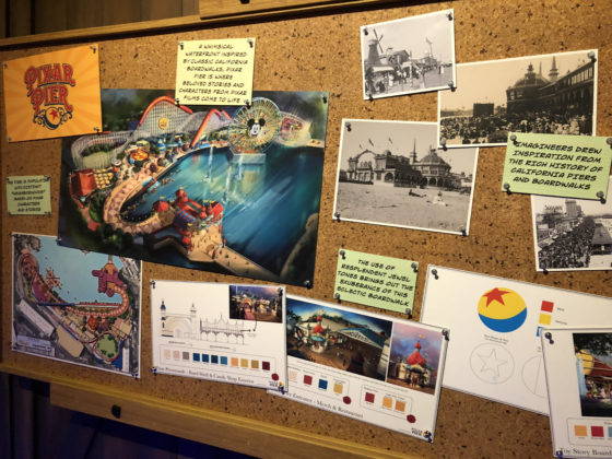 Pixar Pier